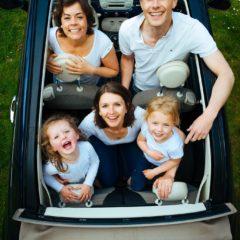 Heel de familie veilig op pad met elke voertuig met één pechhulpservice!