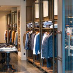 Richt uw winkel in met rekken voor overzicht en sfeer