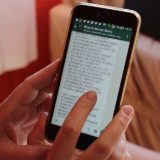 Whatsapp berichten uitprinten voor altijd