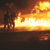 Wat te doen in het geval van brand?